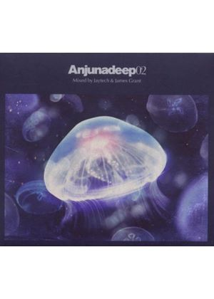 Various Artists - Anjunadeep Vol.2 (Music CD)