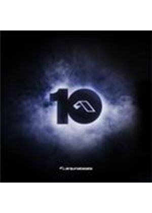 Above & Beyond - 10 Years Of Anjunabeats (Music CD)