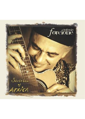 Antonio Forcione - Sketches of Africa (Music CD)
