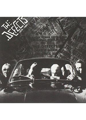 Defects (The) - Demo '79 / Live 1980 & 1982 (Music CD)