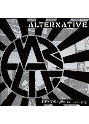 Alternative - Demos 1982 & Live 1983 (Music CD)