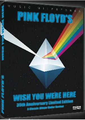 Pink Floyd – Music Milestones Wish You Were Here 35th Anniversary Edition