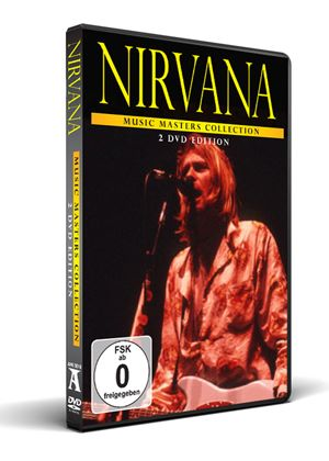 Nirvana Music Masters Collection (2 DVD)