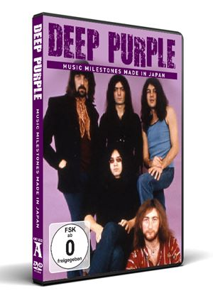 Deep Purple - Music Milestones: Made in Japan