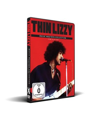 Thin Lizzy - Music Masters Collection (3 DVD Set)