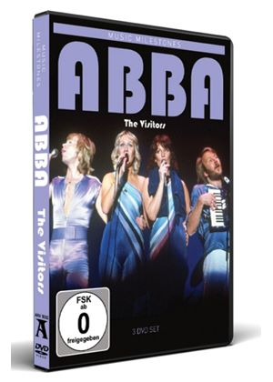 Abba - The Visitors - Music Milestones