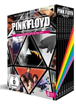 Another Great Gig in the Sky – Pink Floyd. (8 DVD Box)