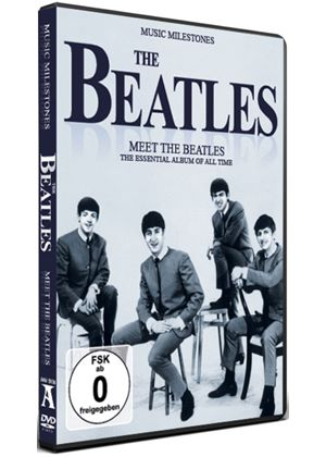 The Beatles - Music Milestones (Music CD)