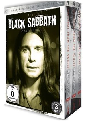 Black Sabbath - Maestros From The Vaults