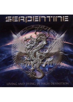 Serpentine - Living & Dying in High Definition (Music CD)