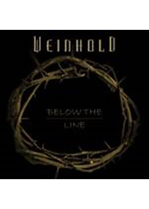 Weinhold - Below The Line (Music CD)