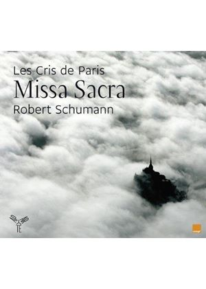 Robert Schumann: Missa Sacra (Music CD)