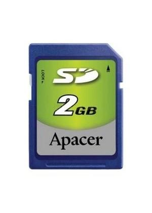 Apacer 2gb SD Card
