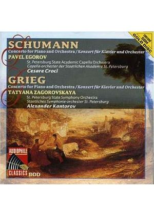 Schumann - CONCERTO FOR PIANO & ORCHESTRA