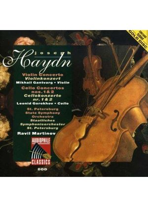 Haydn - CONCERTO FOR VIOLIN & CELLO