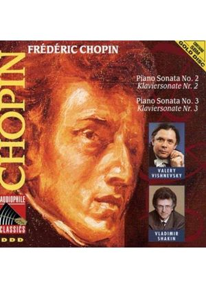 Chopin - PIANO SONATE 2 & 3