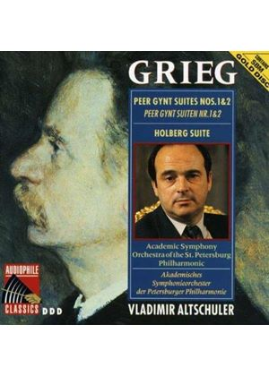 Grieg - PEER GYNT SUITE NO 1 & 2