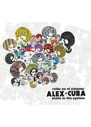 Alex Cuba - Static in the System (Music CD)