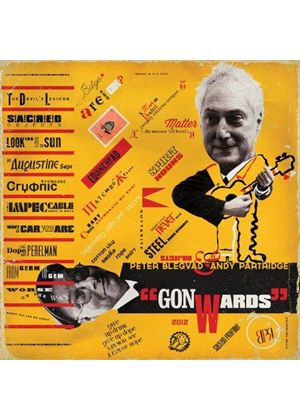 Andy Partridge - Gonwards (Music CD)
