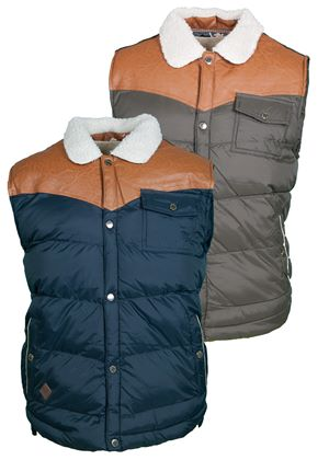 Civic Gilet in Two Colours