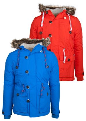Expedition Parka in Two Colours