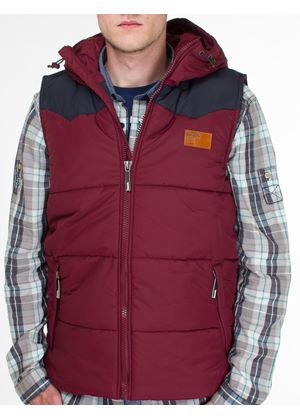 Kitcho Hooded Gilet