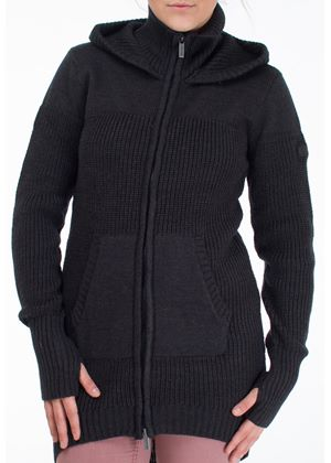 Runaway Hooded Tunic Top