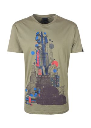 Babel Men's Tshirt in Two Colours