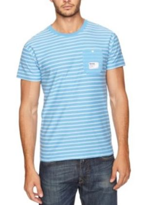 Juror Stripe Pocket Tee