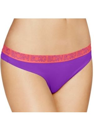 Love All String Thong from Bjorn Borg in Purple