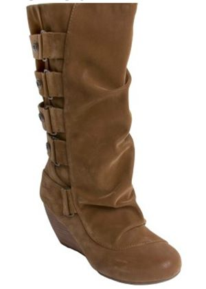Bendy Boot in Earth Fawn