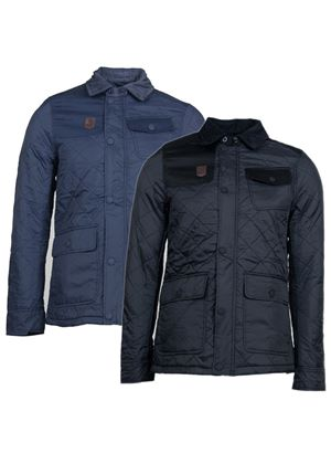 Mens 'Jackster'  Quilted Jacket