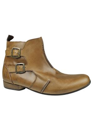 Mikey Rug Boot in Camel