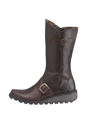 Mes Rug Leather Boot in 4 Colours