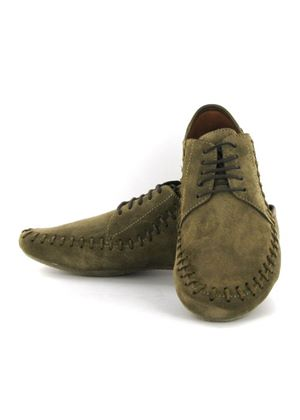 Men's Suede Ilegal Shoe