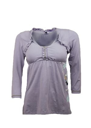 PJ Three Quarter Sleeved top from the Calm Rebellion Collection