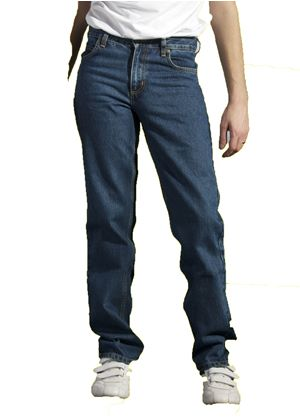 Lee Brooklyn Jeans - Dark Stonewash (34W 30L)