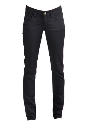 Overdyed Super Skinny  Monkee Genes in Black