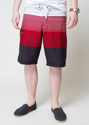 Florence Epic Freak Shorts in Red