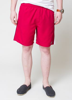 Insert Shorts in Sangria Red