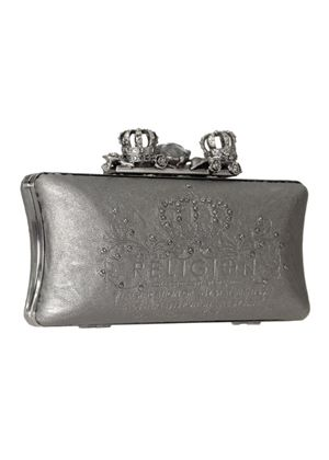 Majestic Crown Ring Clutch In 3 Colours