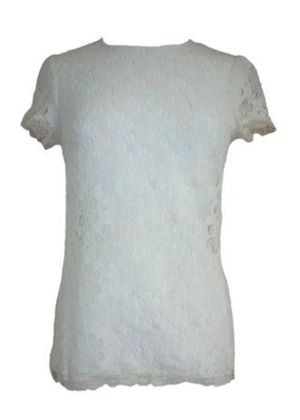 Maggie Blouse in White