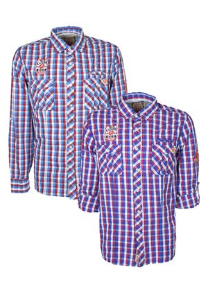 Woodford Checked Shirt in 2 Colours