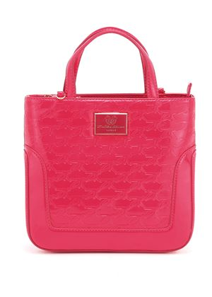 ZR Embossed Shopper
