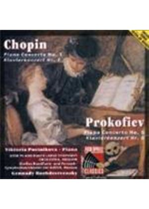 Chopin - CONCERT FOR PIANO & ORCHESTRA