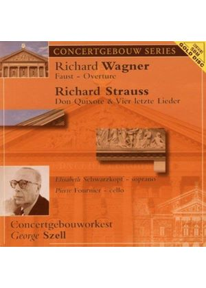 WAGNER & STRAUSS - FAUST OVERTURE