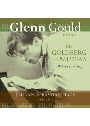 Bach: Goldberg Variations [1955 Recording] (Music CD)