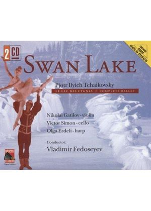 Tchaikovsky - SWAN LAKE OP.20 2CD