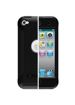 Otterbox Commuter Case for Apple iPod Touch 4G - Black