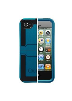 OtterBox Reflex Series Case for Apple iPhone 4S - Deep Teal